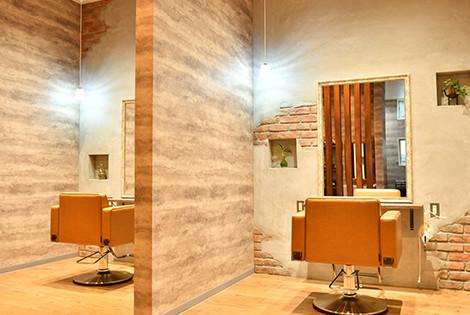 朝倉の美容室